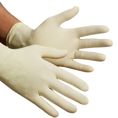 gloves powder free