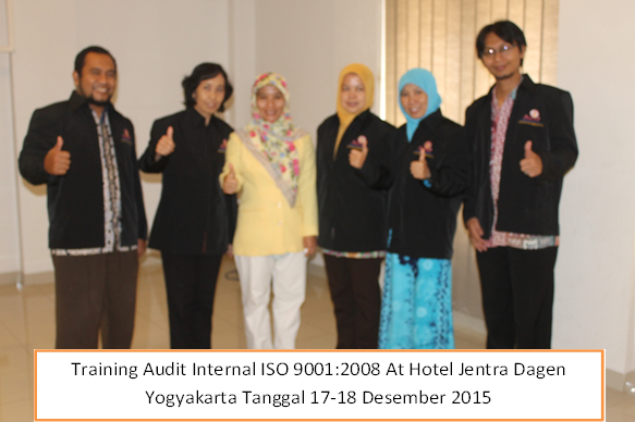 training audit internal iso 9001