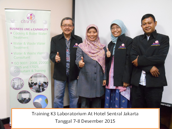 training k3 lab
