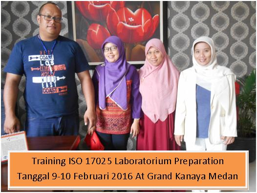 training iso 17025 9-10 feb 2016