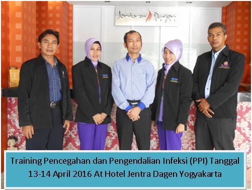 training ppi jogja