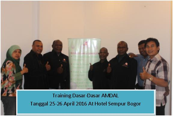 training dasar-dasar amdal