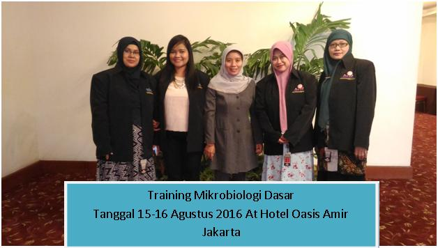 training mikrobiologi dasar