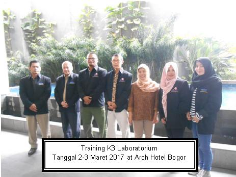 training k3 lab 2-3 maret 2017